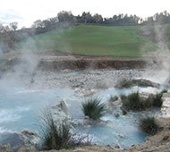 Hot Water Springs